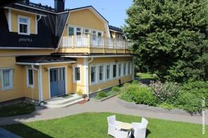 Finnland Ferienhaus Lomamokkila