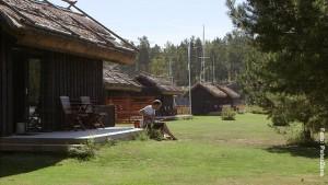 Finnland Ferienhaus Bootshaus