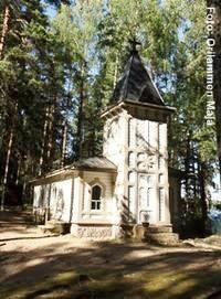 Finnland_Kirche_Nationalpark