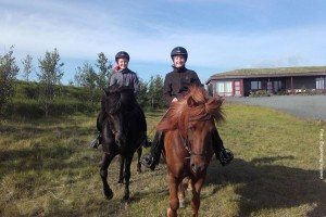 Island Reiterhof Urlaub