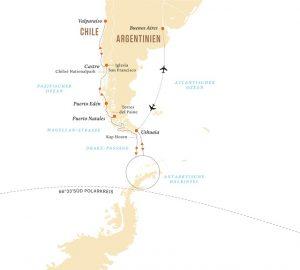 Expeditionsreise_Patagonien_Antarktis