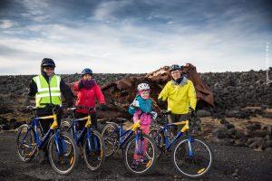 Island Touren Fahrrad