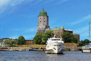 Saimaa Kanal Vyborg