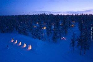 Glasiglu Finnland