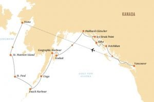 Expeditionsreise Alaska